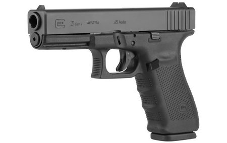 GLOCK 21 .45 AUTO 13RD FIXED SIGHTS (GEN4)