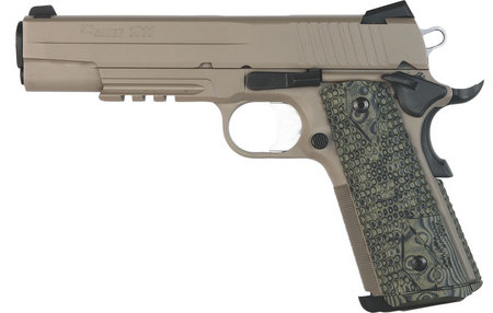 SIG SAUER 1911 SCORPION 45ACP W/ NIGHT SIGHTS