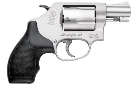 SMITH AND WESSON 637 38 SPECIAL REVOLVER