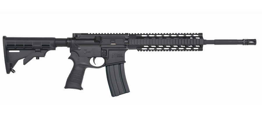 MMR TACTICAL 5.56 QUAD-RAIL CARBINE