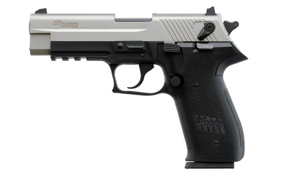 Sig Sauer Mosquito Two Tone Stainless 22lr Rimfire Pistol