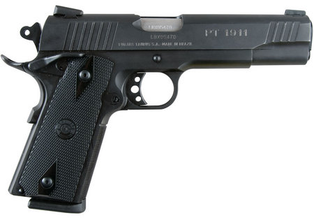 TAURUS PT-1911 45ACP PISTOL IN BLUE STEEL
