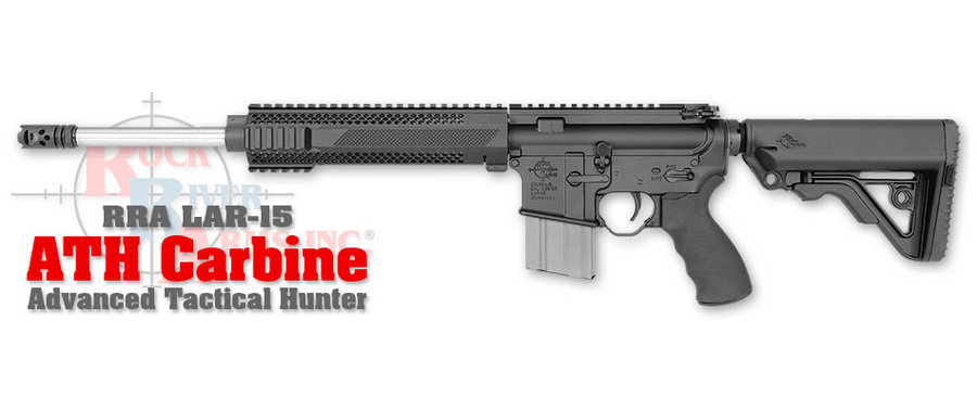 ATH ADVANCED TACT HUNTER CARBINE 5.56