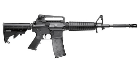 SMITH AND WESSON MP-15 5.56mm Semi-Auto Rifle with Carry Handle and Rear Sight (LE)