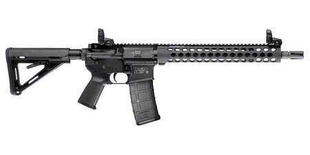 SMITH AND WESSON MP-15TS 5.56mm Semi-Auto Rifle with Vortex Flash-Hider (LE)