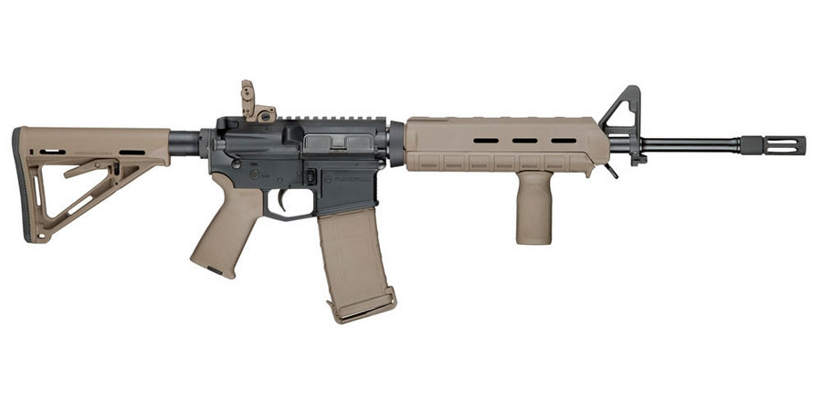 MP-15 MOE MID MAGPUL SERIES 5.56 FDE