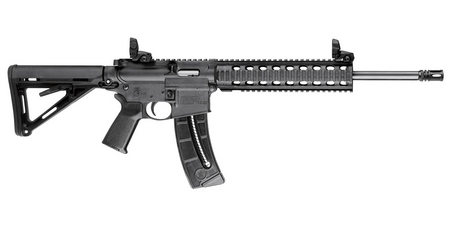 SMITH AND WESSON MP15-22 22LR MAGPUL MOE RIFLE (BLACK)