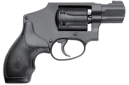 SMITH AND WESSON 351-C 22MAG REVOLVER WITH XS SIGHT
