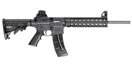 SMITH AND WESSON MP15-22 22LR STANDARD RIFLE