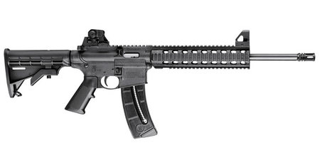 SMITH AND WESSON MP15-22 22LR ADJUSTABLE (COMPLIANT)