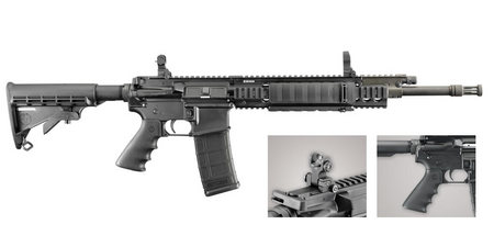 RUGER SR-556 5.56MM NATO AUTOLOADING RIFLE