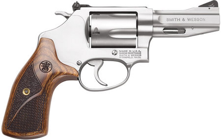 SMITH AND WESSON MODEL 60 357 MAG PRO SERIES REVOLVER
