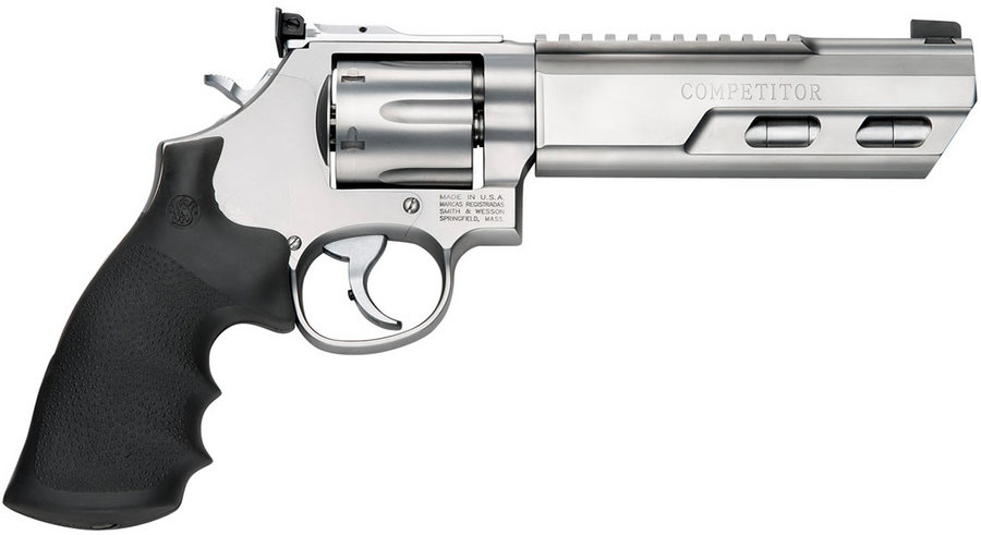 Smith & Wesson Model 686 357 Magnum Performance Center ...
