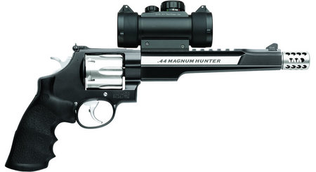 SMITH AND WESSON Model 629 44 Magnum Performance Center Hunter Revolver