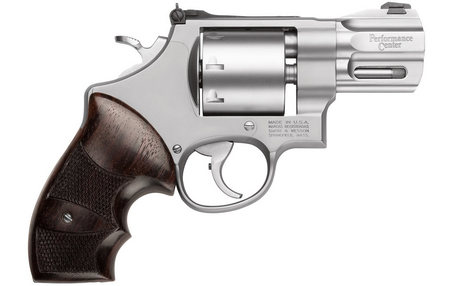 SMITH AND WESSON 627 PERFORMANCE CENTER 357 MAGNUM 8-SHOT