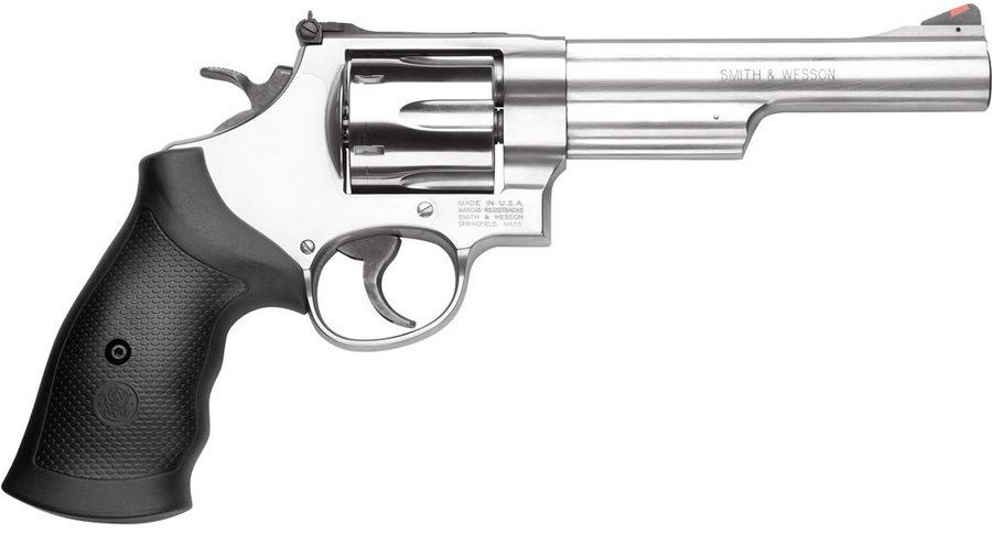 No. 16 Best Selling: SMITH AND WESSON 629 44MAG SATIN STAINLESS 6-INCH
