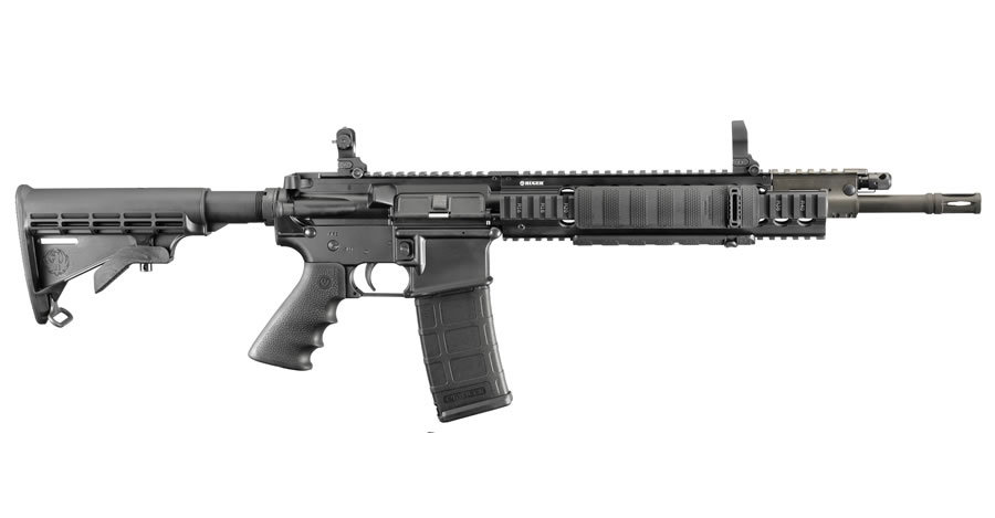 RUGER SR-556C 5.56MM CARBINE