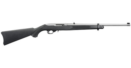 RUGER 10/22 CARBINE 22LR SATIN STAINLESS