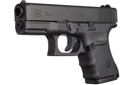 GLOCK 29 10MM 10RD FIXED SIGHTS (GEN4)