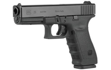 GLOCK 20SF 10MM 15RD SHORT FRAME (GEN3)