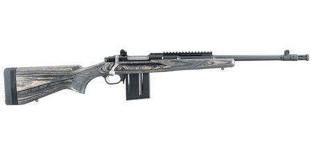 RUGER M77-GS 308 WIN GUNSITE SCOUT RIFLE