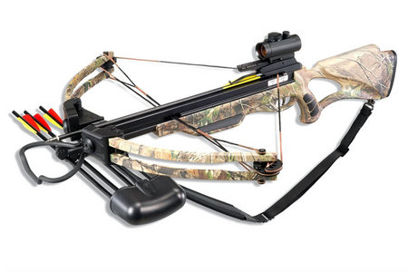 VELOCITY ARCHERY Lionheart Crossbow Package