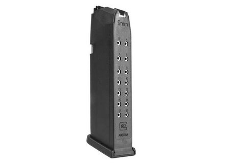 MODEL 17 9MM 17 ROUND FACTORY MAGAZINE