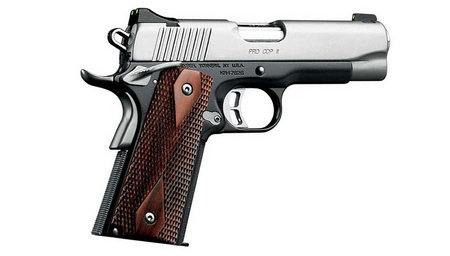 KIMBER PRO CDP II 45ACP W/ TRITIUM NIGHT SIGHTS
