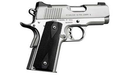 KIMBER STAINLESS ULTRA CARRY II 45ACP