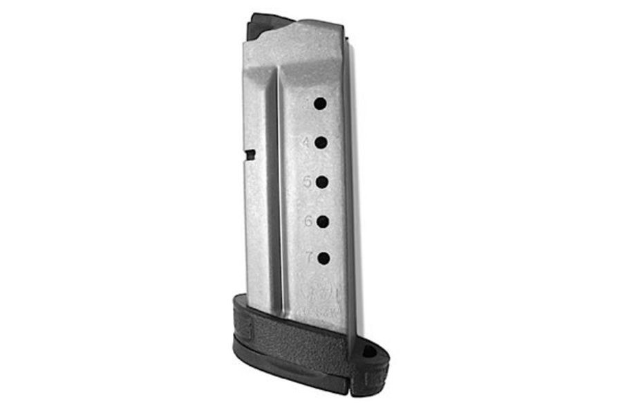 MP SHIELD 40 SW 7 RD MAG W/FINGER EXTENSION