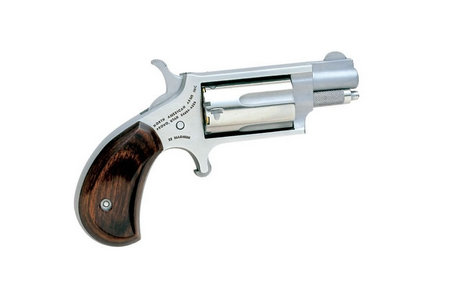 22 MAGNUM MINI-REVOLVER W/ LR CONVERSION
