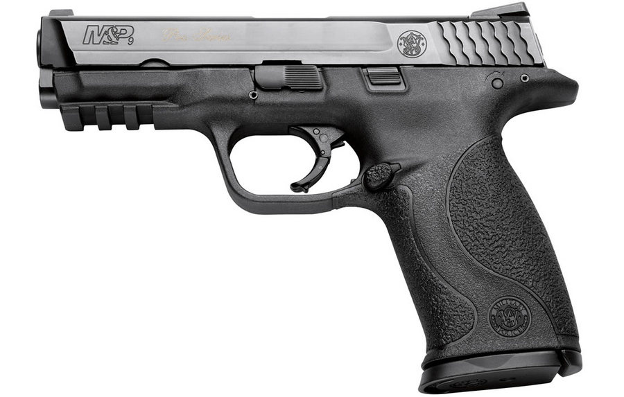 Smith & Wesson MP9 9mm Pro Series Centerfire Pistol with ...