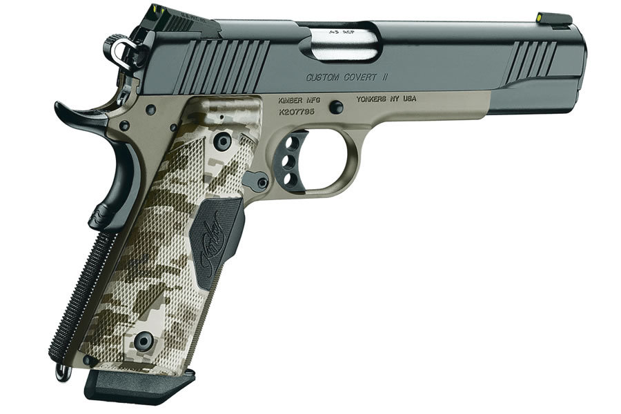 Professional Gun camouflage by Acoating.com using cerakote gun ...