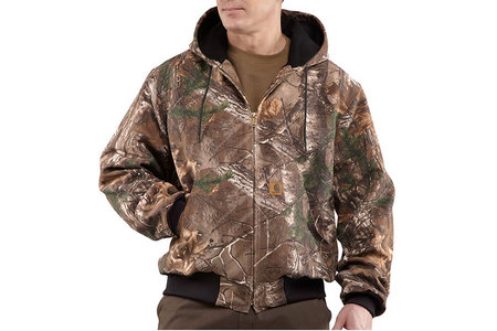 WORKCAMO THERMAL LINED ACTIVE JACKET