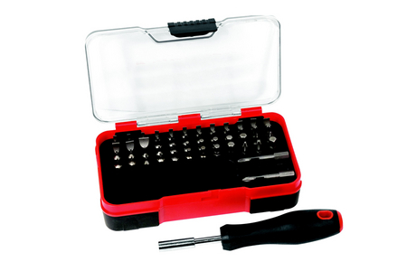 51 PIECE SCREWDRIVER SET