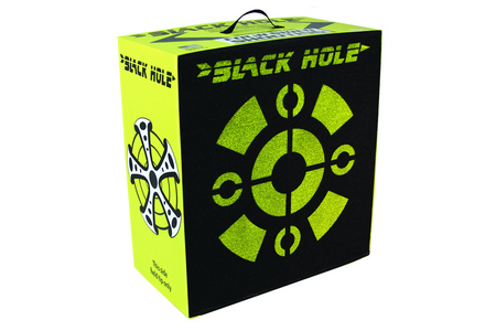 FIELD LOGIC BLACK HOLE BLOCK TARGET