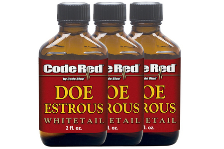 CODE RED DOE ESTROUS 3-PACK