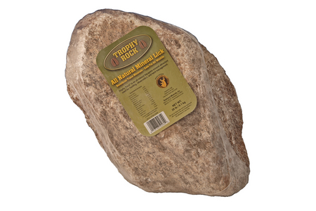 TROPHY ROCK 20 LB ALL NATURAL MINERAL LICK