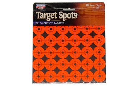 TARGET SPOTS TARGETS 1 IN. 360-PK