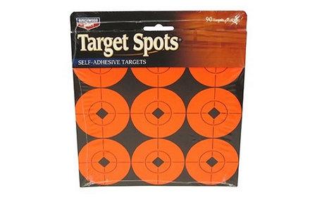 TARGET SPOTS TARGETS 2 IN. 90-PK