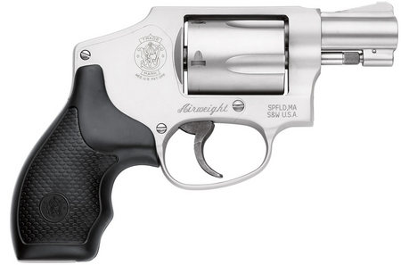 SMITH AND WESSON 642 38 SPECIAL NO INTERNAL LOCK