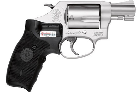 SMITH AND WESSON 637 38 SPL WITH CRIMSON TRACE LASERGRIP