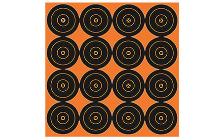 BIRCHWOOD CASEY BIG BURST REVEALING TARGETS 3 IN. 48-PK