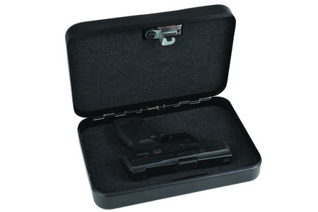 PERSONAL SAFE W/COMBO LOCK AND CABLE