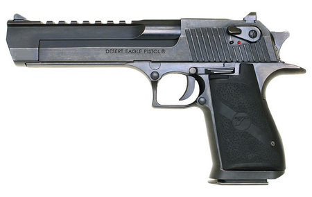 MAGNUM RESEARCH DESERT EAGLE MARK XIX .357 MAGNUM BLACK