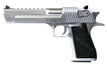 DESERT EAGLE .44MAG BRUSHED CHROME