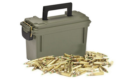 FEDERAL AMMUNITION XM855 5.56MM 62 GR 500 ROUND AMMO CAN
