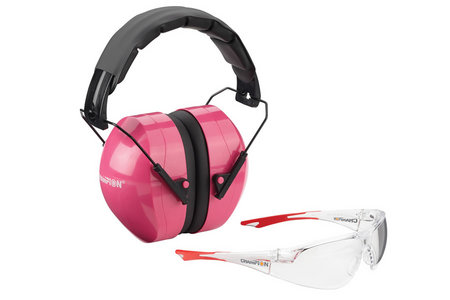 BALLISTIC EYES AND EARS COMBO PINK 26NRR
