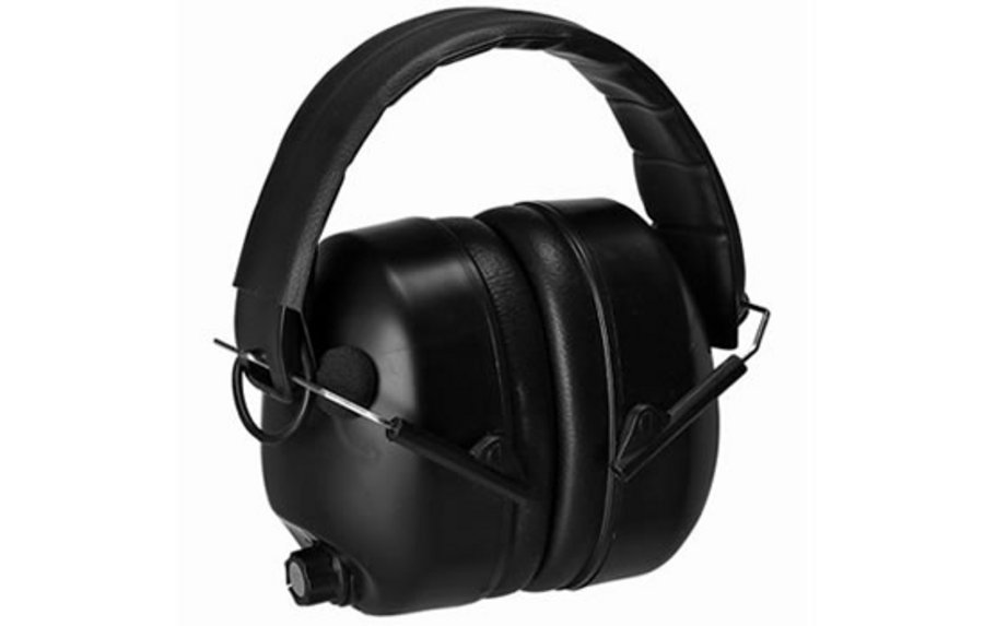 ELECTRONIC EARMUFF - FOLDING 27NRR