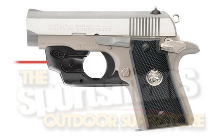COLT MUSTANG POCKETLITE 380ACP WITH LASERMAX